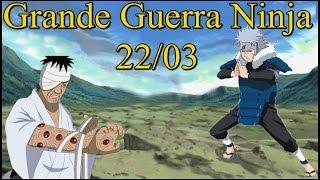 Naruto Online - Ultima Guerra Antes Da 2.0 (Insanity VS Storm Ninjas)