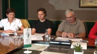 Predstavitev aktivnosti v sklopu Evropskega tedna mobilnosti v Ljutomeru