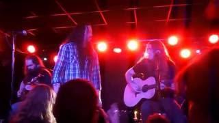 Evergrey - I'm Sorry - Acoustic live at Sticky Fingers, Gothenburg (February 26, 2011)