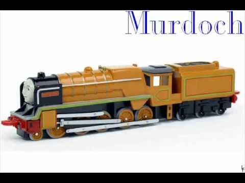 Ertl - Rare Thomas And Friends Engines