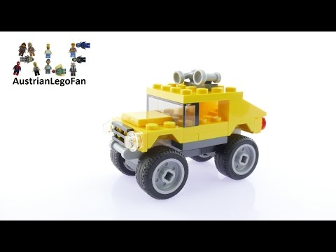 Vidéo LEGO Creator 30283 : Le tout-terrain