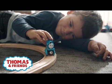 Thomas & Friends™ Wooden Railway: Built to Grow! | Toys | Thomas & Friends