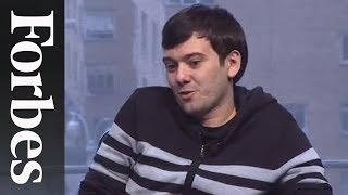 Martin Shkreli: 'I Would've Raised Prices Higher' | Forbes