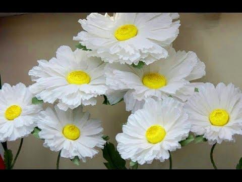 🎁 Как Сделать Подарок-Поделка Маме Бабушке своими руками День рождения.Как Сделать Бумажный Цветок