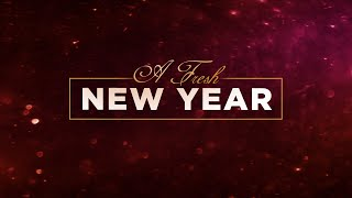 A Fresh New Year