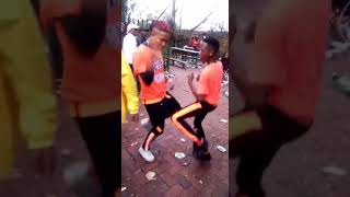 #The Vitoto Dance By  Thabang Kwena......please Subscribe✌