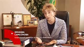 "Зинаида Самсонова о проекте ""ТВ-Галерея"""