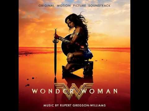 Wonder Woman soundtrack 01 Amazons Of Themyscira