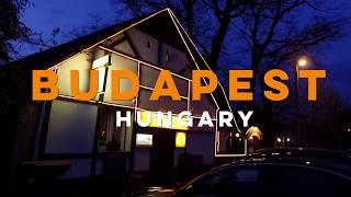 Budapest Hungary - Part 3: Top Restaurants - Náncsi Néni