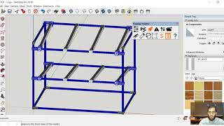 How to use the joint conflict finder with SketchUp's Flexpipe Creator