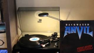 ANVIL - Back Waxed (Backwaxed LP) - vinyl