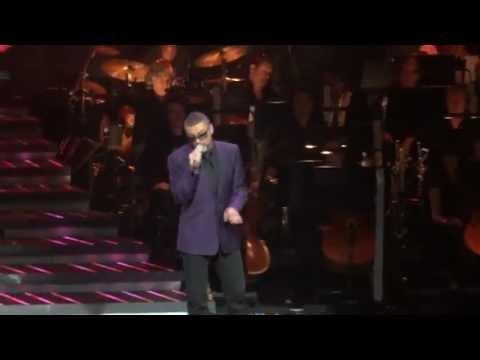 "GEORGE MICHAEL: ""KISSING A FOOL"" at the Royal Albert Hall, London - Saturday, 29/09/12"