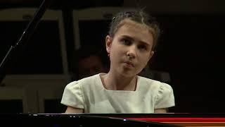 Alexandra Dovgan - Felix Mendelssohn, Concerto for Piano No.1 in G Minor, Op.25