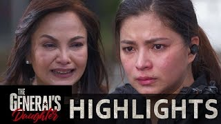 Corazon reveals the truth about Rhian's identity | The General's Daughter (With Eng Subs)