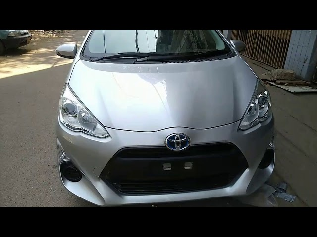 Toyota Aqua S 2017 for Sale in Karachi