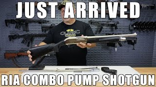 Armscor Pump Action Shotgun Overview