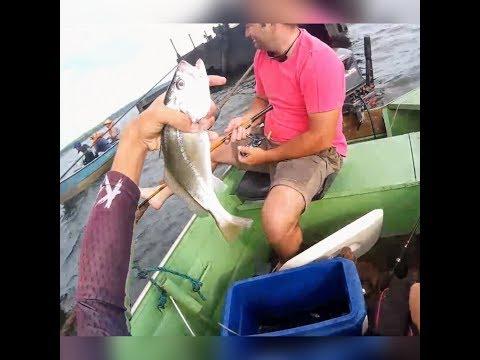 #25 - Pescaria no rio tiete em Pongai / Borborema (porto ferrão)