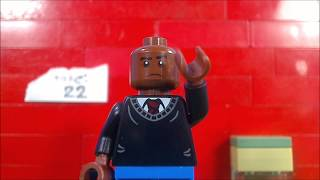 Shaq Gold Bond Commercial in LEGO - Entry to SHAC 2