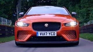 2018 Jaguar XE SV Project 8 (600HP) C63 AMG killer [YOUCAR]