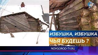 Прокуратура проверила заброшенные дома вдоль трассы М-10 в Крестецком районе