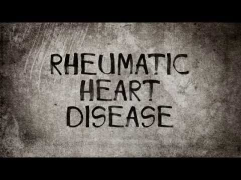 Video Strep Throat to Rheumatic Heart Disease
