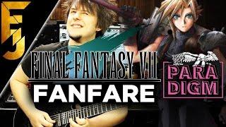 Final Fantasy VII Fanfare on Ernie Ball Paradigm Strings   FamilyJules