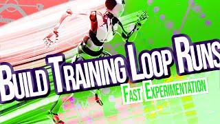Training Loop Run Builder - Neural Network Experimentation Code