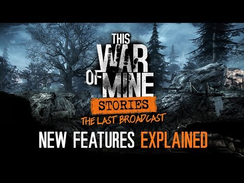 This War of Mine: Stories - The Last Broadcast | Official Gameplay Trailer thumbnail