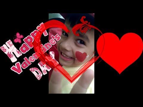 My Simple Valentine Day ! Kids Valentine Day !! Kids Playtime !!!