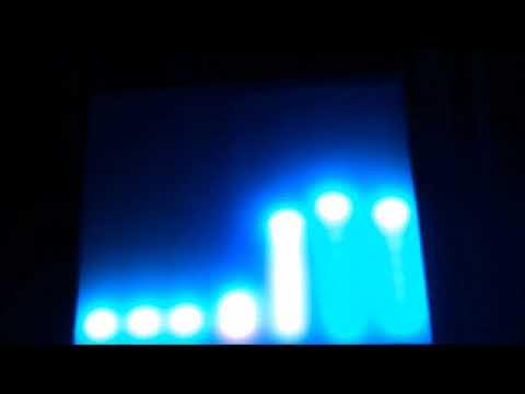 WS2813 - 7 Band Audio Spectrum Visualizer Using MSGEQ7 & ESP8266