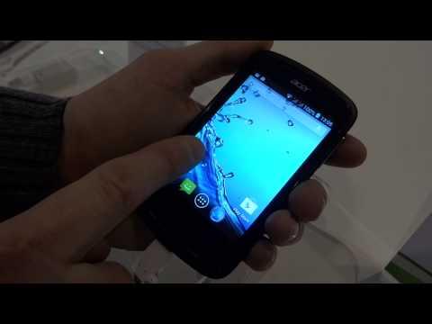 Acer Liquid Z2 - Anteprima MWC 2013