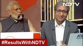 Modi Sarkar 2.0: Watch Ravish Kumar's Analysis Of Lok Sabha Election Results 2019