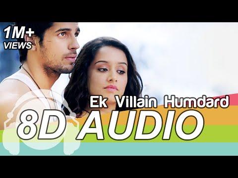 Hamdard 8D Audio Song 🎧- Ek Villain (Arijit Singh | Mithoon