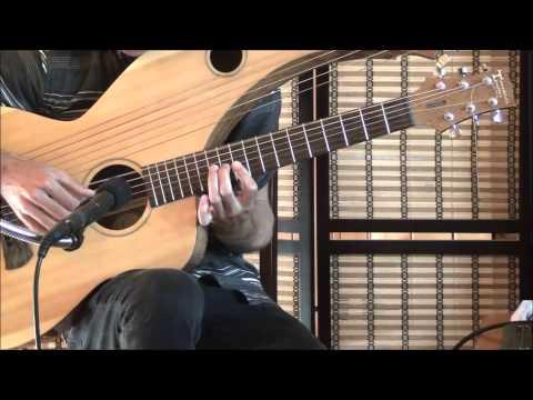 , title : 'Tears In Heaven - Eric Clapton - Harp Guitar cover Jamie Dupuis'