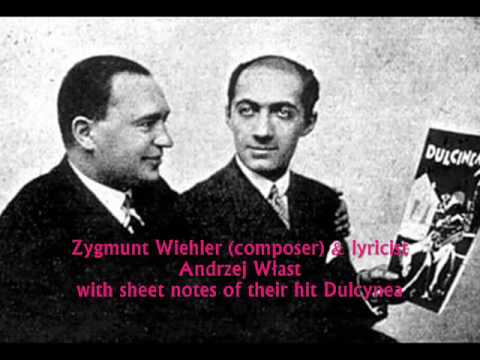 Roaring 20s Poland: Dulcinea - Fox-Trot sung by Marian Rentgen (or by Tadeusz Olsza?) 1927