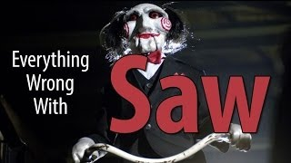Download Youtube: Everything Wrong With Saw In 8 Minutes Or Less