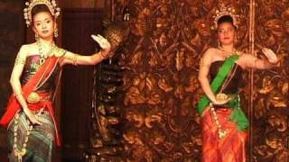 Dance traditionnelle Thailandaise