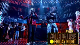 Naughty Boy, Ray BLK & Wyclef Jean - All or Nothing (on Sounds Like Friday Night)