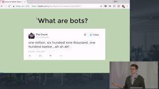 How to create a Twitter Bot - Learn how to make your own Twitter Bots