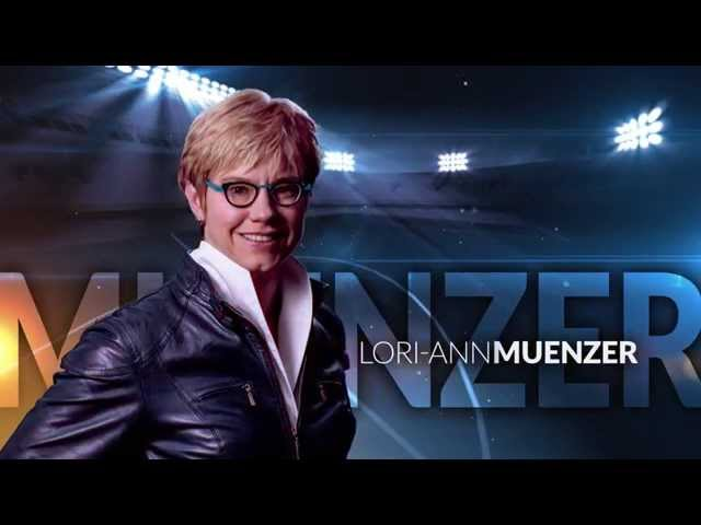2015 Honoured Member: Lori-Ann Muenzer - Track Cycling