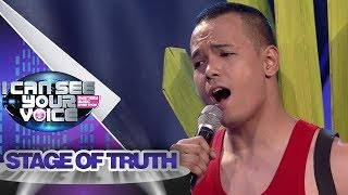 I Can See Your Voice PH: Bugoy , Liezel And Not Once, Not Twice, But Fries! | Stage Of Truth