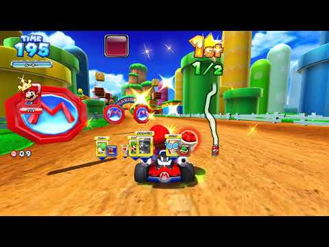 How To Play Mario Kart GP DX On PC w/ TeknoParrot