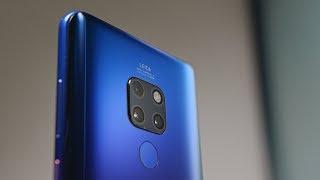 Huawei Mate 20 и 20 Pro – первый обзор