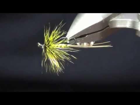 Montage d'une mouche de mai Paraloop