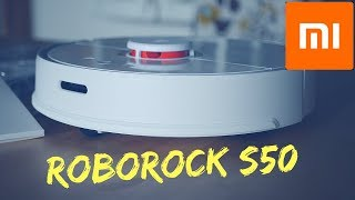 Xiaomi Roborock S5 - The Best Vacuum Robot of 2018?