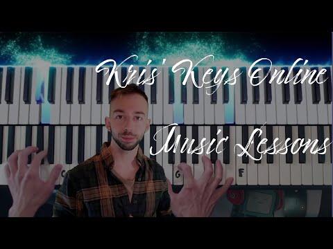Kris' Keys Online Music Academy Introduction 2021