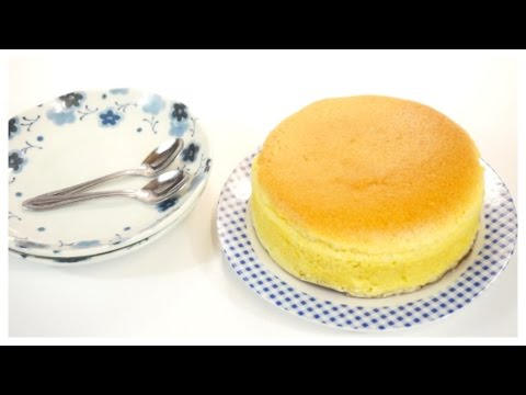 Video Condensed Milk Sponge Cake
