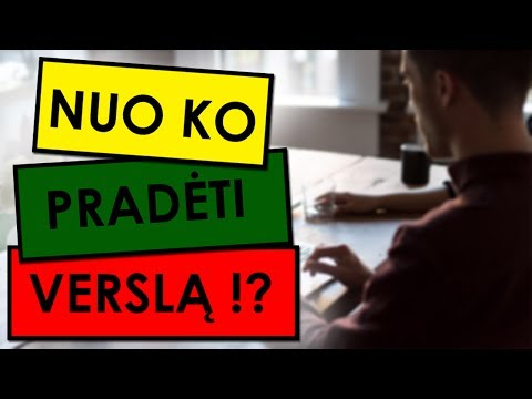 Darbo strategija turbo parinktims