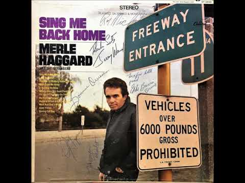 I'll Leave The Bottle On The Bar , Merle Haggard , 1968