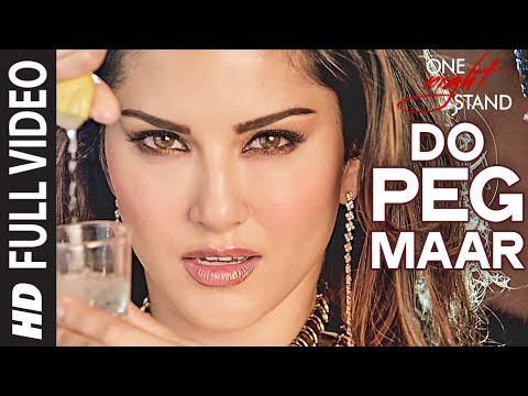 Download DO PEG MAAR Full Video Song | ONE NIGHT STAND | Sunny Leone | Neha Kakkar | T-Series HD Mp4 3GP Video and MP3